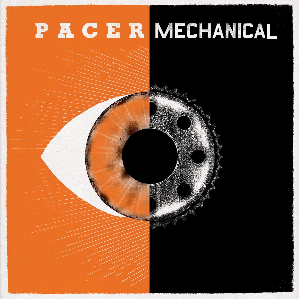 Pacer - Mechanical LP / CD