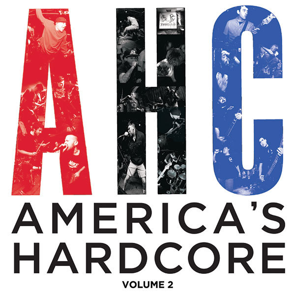 America's Hardcore Compilation - Volume 2 LP