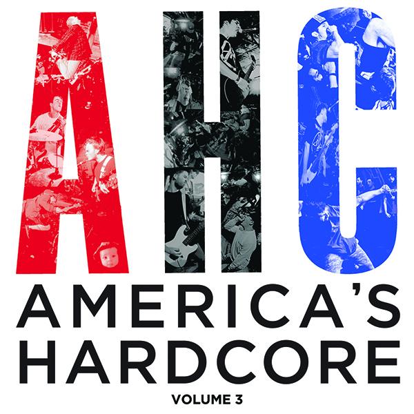 America's Hardcore Compilation - Volume 3 LP