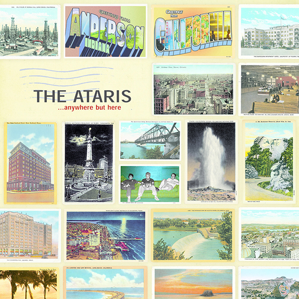 Ataris - ...Anywhere But Here LP