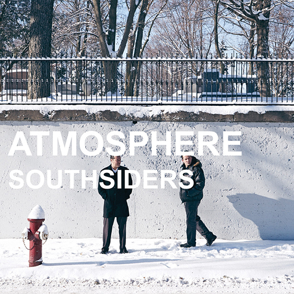 Atmosphere - Southsiders 2xLP *Markdown*