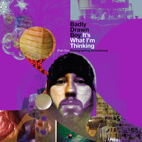 Badly Drawn Boy - It's What I'm Thinking (Part One Photographing Snowflakes) LP *Markdown*
