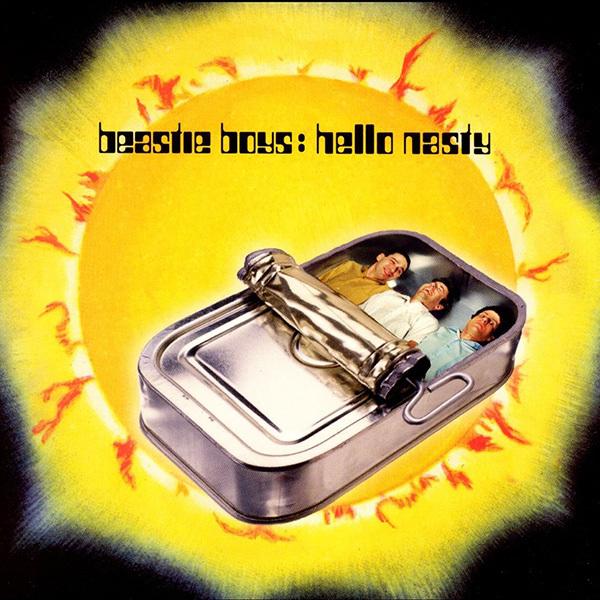 Beastie Boys - Hello Nasty 2xLP