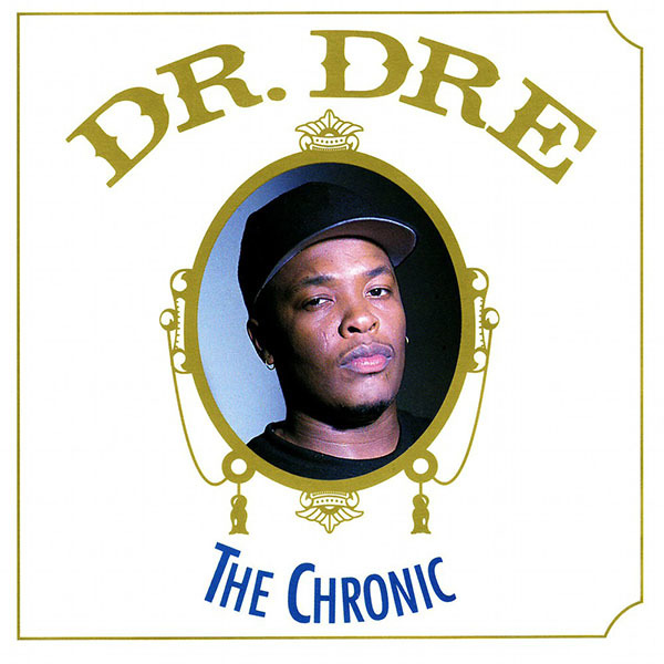 Dr. Dre - The Chronic 2xLP