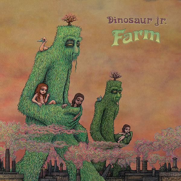 Dinosaur Jr. - Farm 2xLP