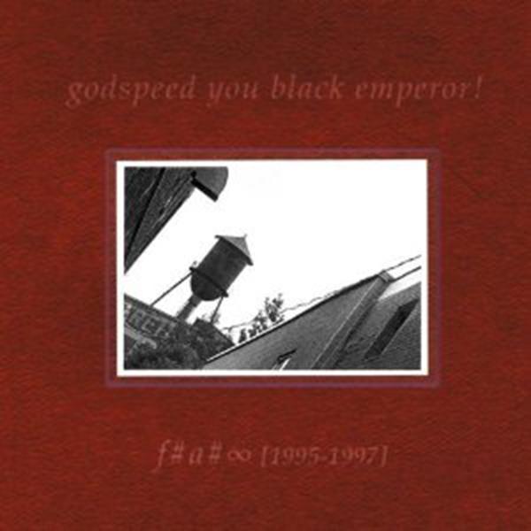 Godspeed You! Black Emperor - F# A# Infinity LP