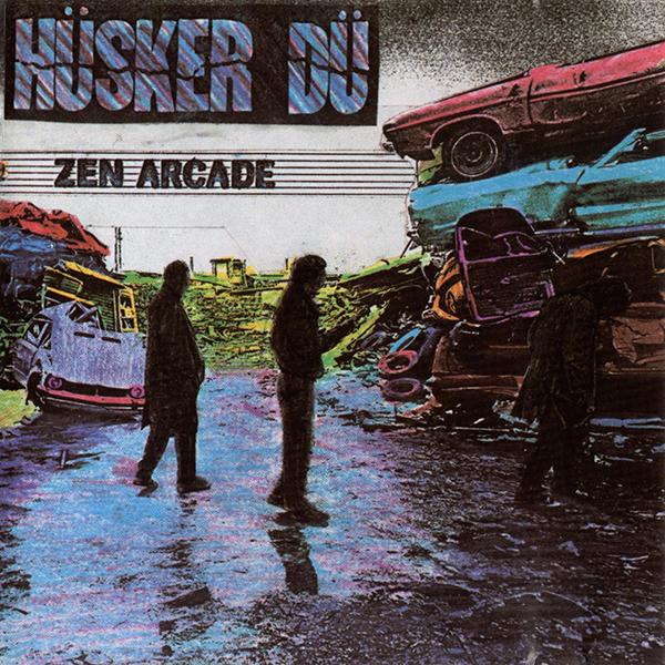 Hüsker Dü - Zen Arcade 2xLP