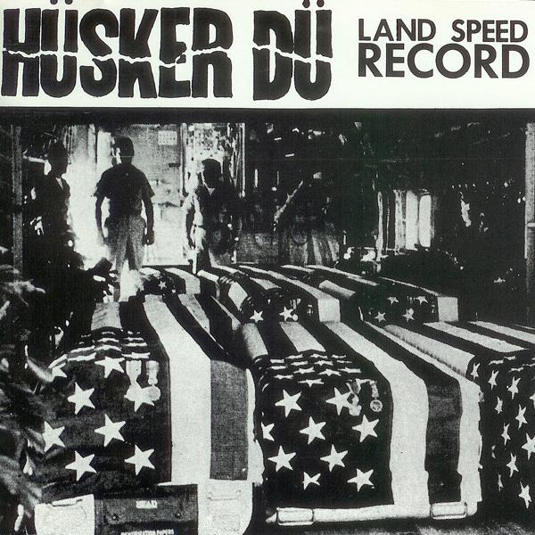Hüsker Dü - Land Speed Record LP
