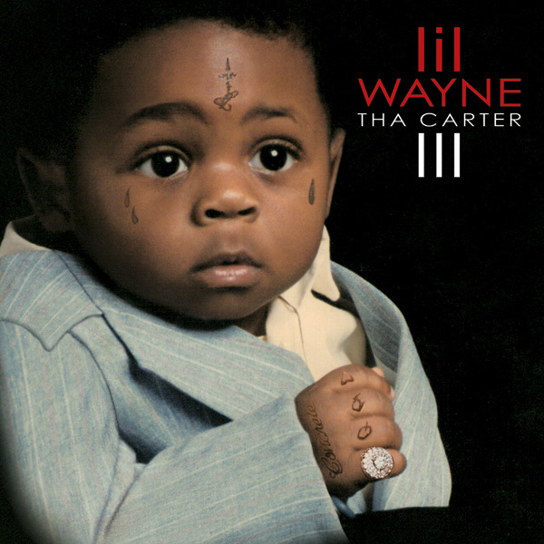 Lil Wayne - The Carter III Volume One 2xLP *Markdown*