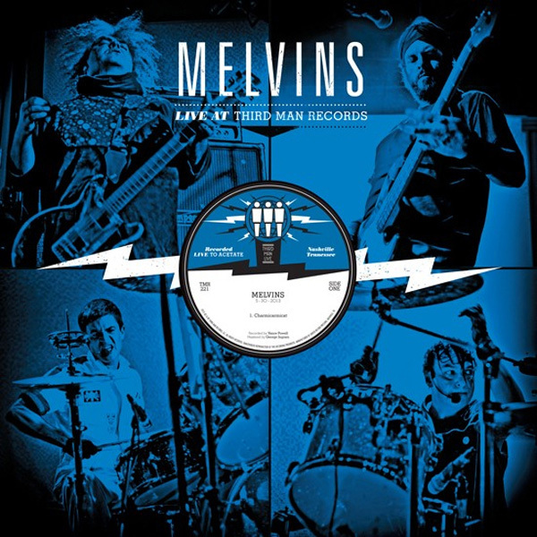 Melvins - Live at Third Man Records 12