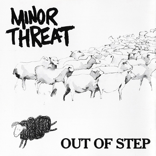 Minor Threat - Out of Step 12