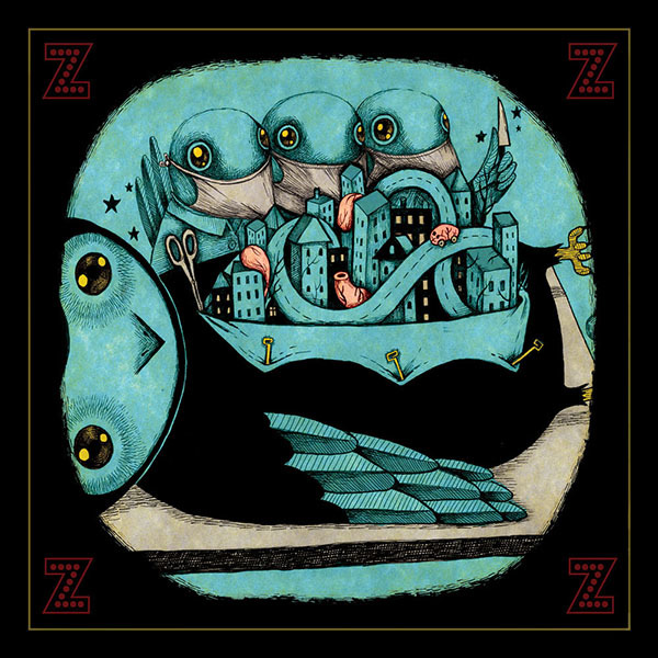 My Morning Jacket - Z 2xLP