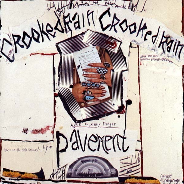 Pavement - Crooked Rain, Crooked Rain LP