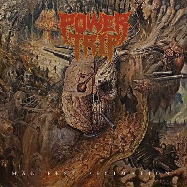 Power Trip - Manifest Decimation LP