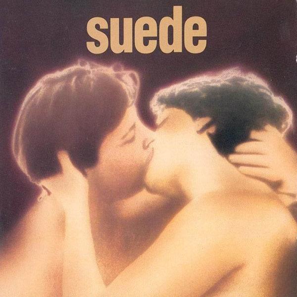 Suede - S/T LP