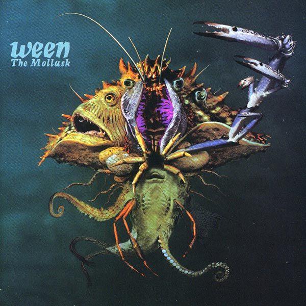 Ween - The Mollusk LP