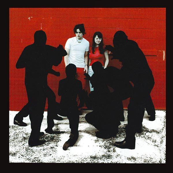 White Stripes - White Blood Cells LP