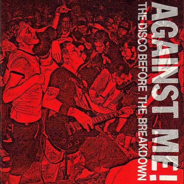 Against Me - Disco Before the Breakdown 7