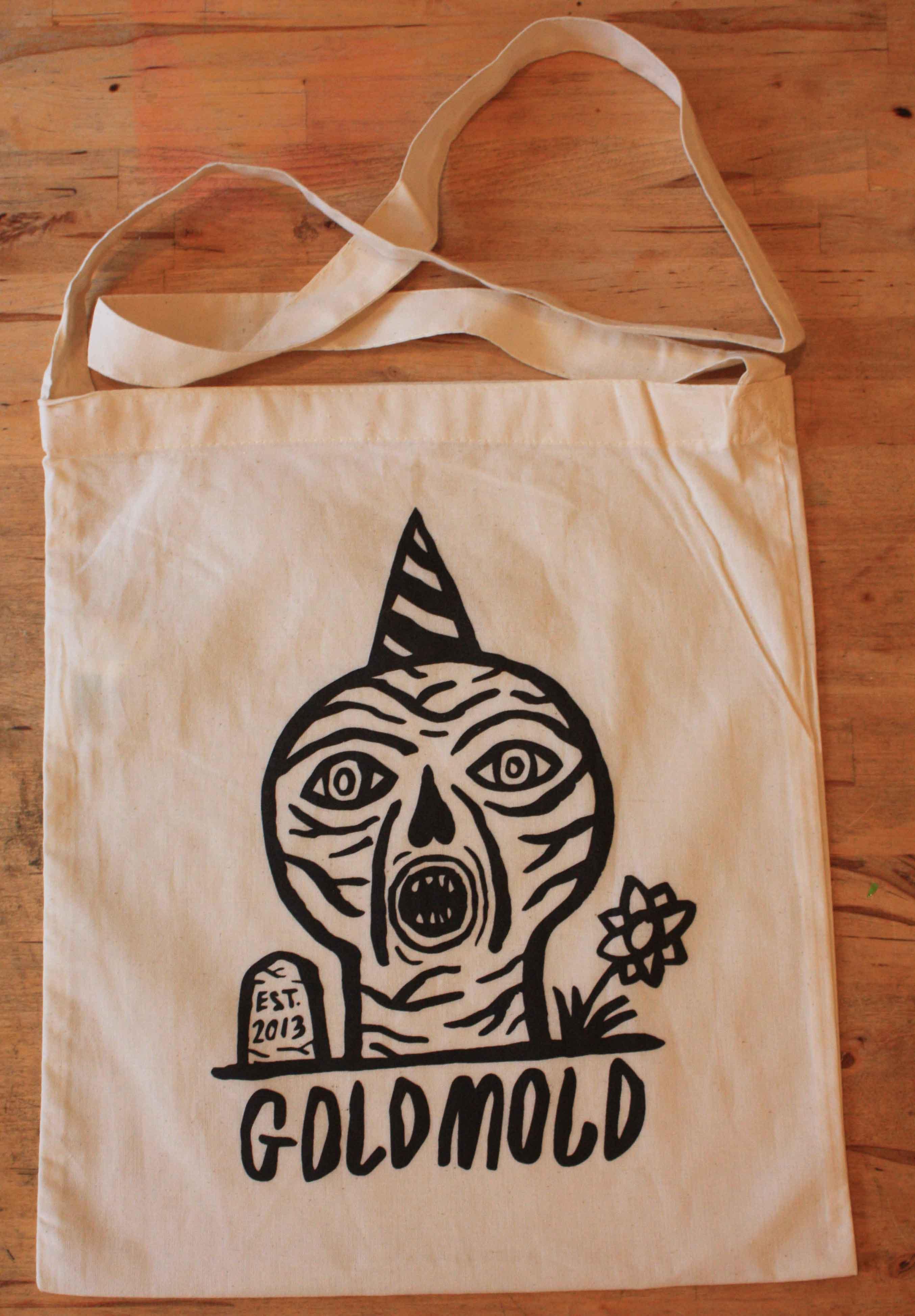 Bonehead Tote Bag