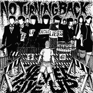 NO TURNING BACK ´Never Give Up´ [LP]
