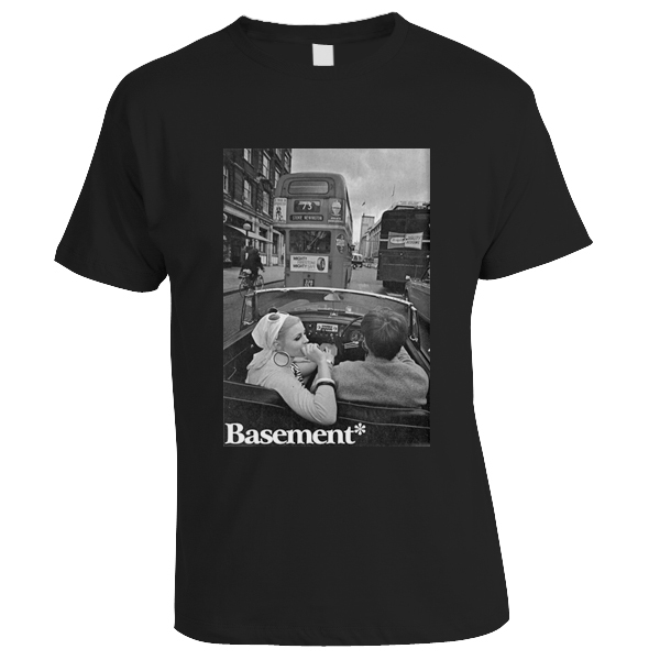 Basement - Car Shirt *Markdown*