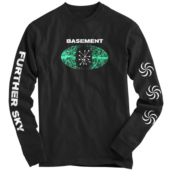 Basement - Further Sky Long Sleeve Shirt