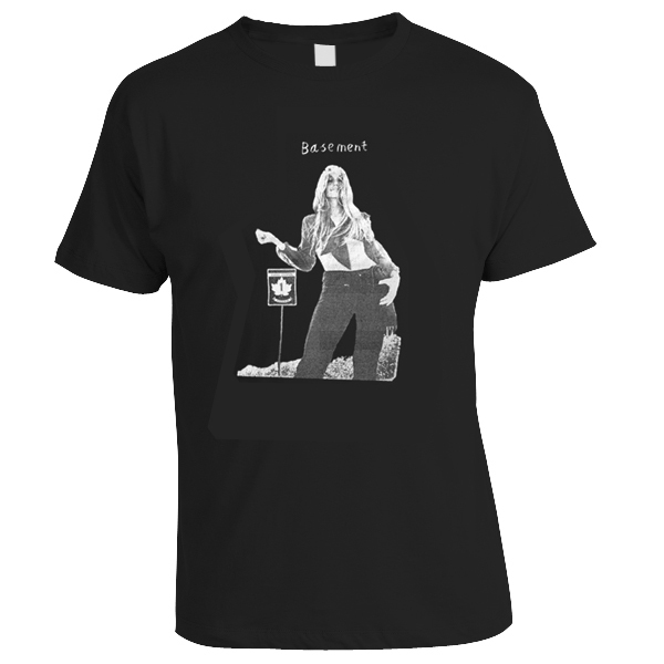 Basement - Hitchhiker Shirt *Markdown*