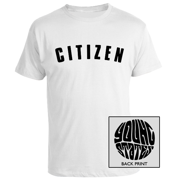 Citizen - Young States Shirt (White)