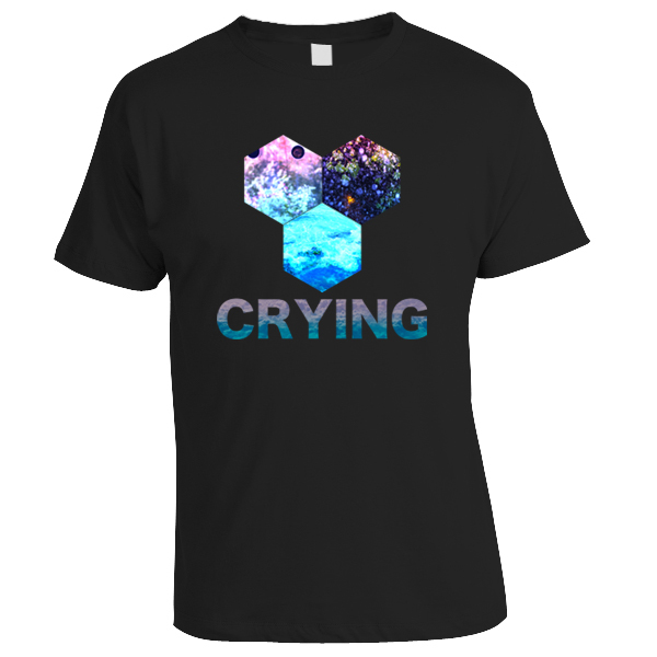 Crying - Hexagon Shirt *Markdown*