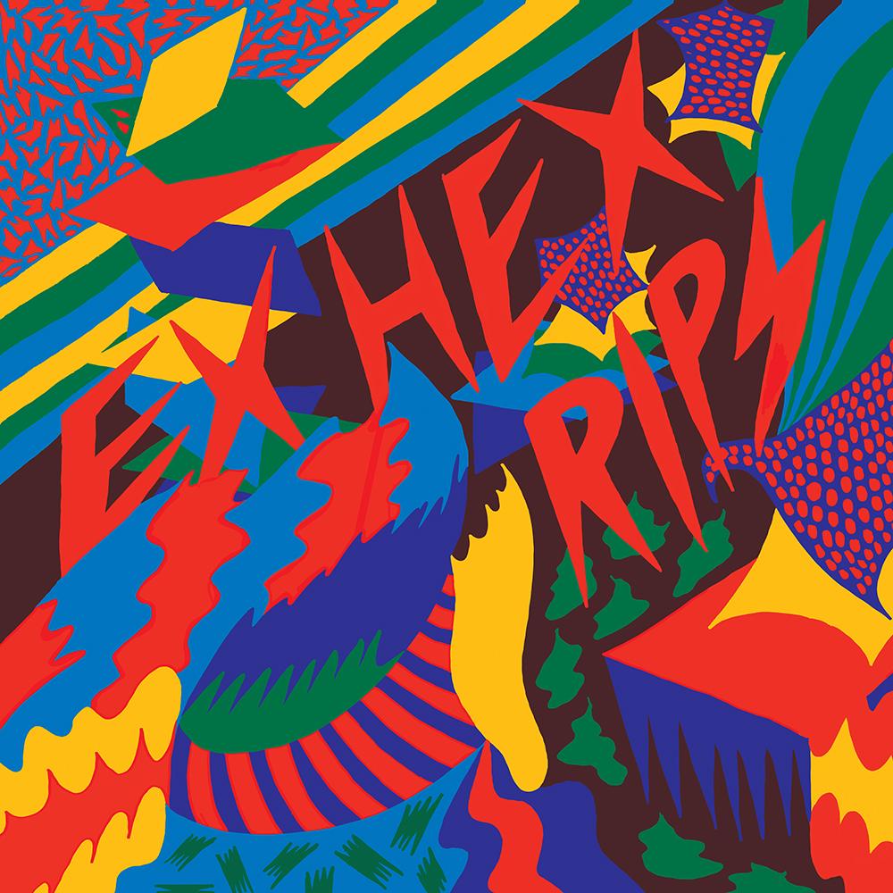 Ex Hex - Rips LP