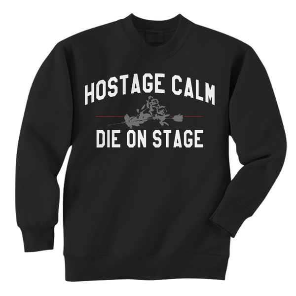 Hostage Calm - Bouquet Crewneck Sweatshirt