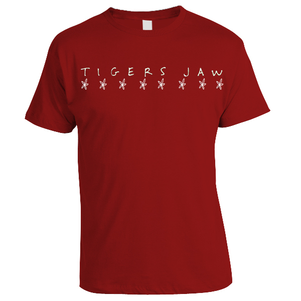 Tigers Jaw - Daisies Shirt