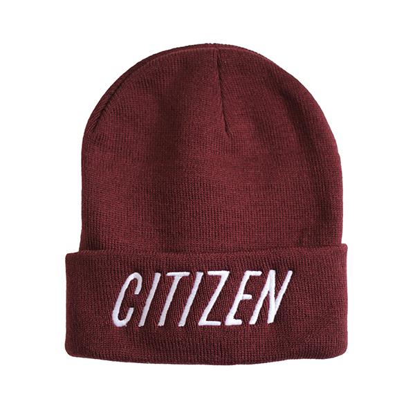 Citizen - Logo Beanie