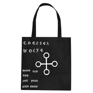 Chelsea Wolfe - Grow Old And Grow Your Hair Long - Tote Bag