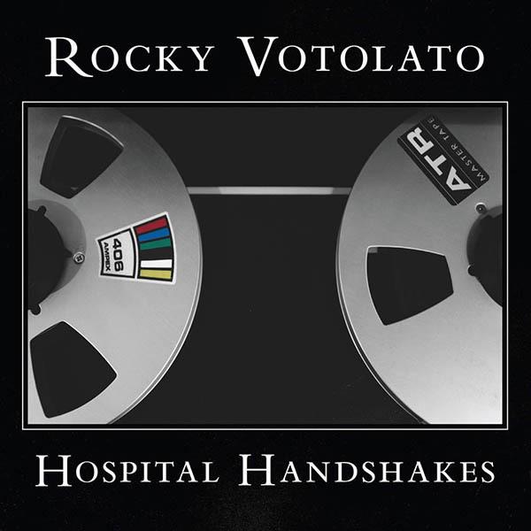 Rocky Votolato - Hospital Handshakes LP