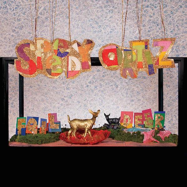 Speedy Ortiz - Foil Deer LP *Markdown*