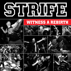 STRIFE ´Witness A Rebirth´ [LP]