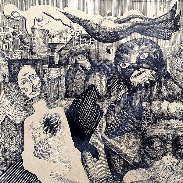 mewithoutYou - Pale Horses LP/CD