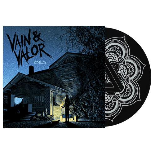 Vain & Valor - Restless (Vinyl)