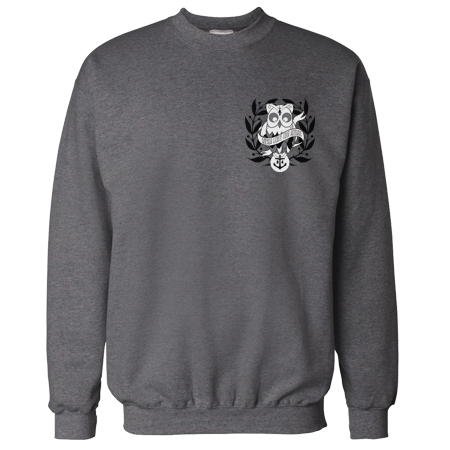 Anchor Eighty Four - Owl Crewneck