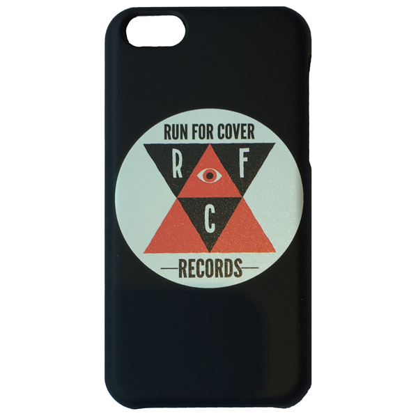Run For Cover - iPhone Case