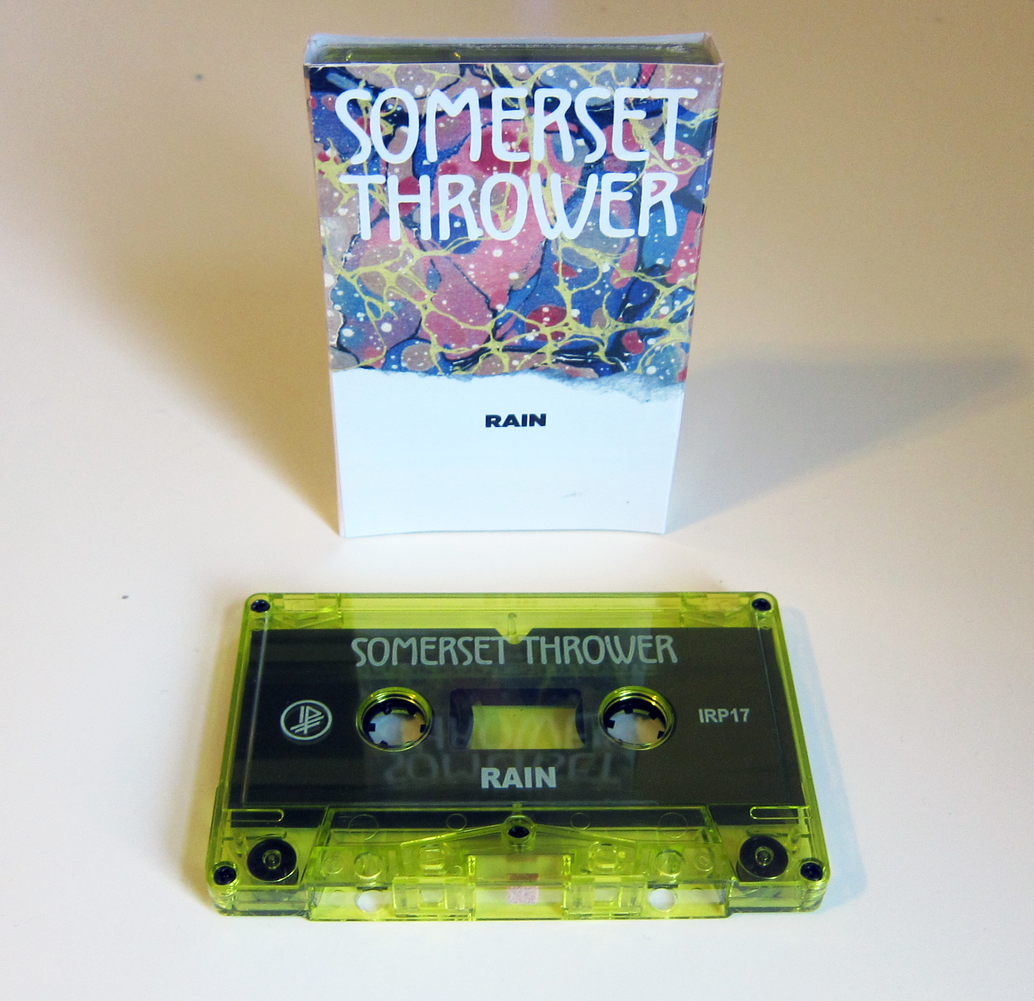 Somerset Thrower -