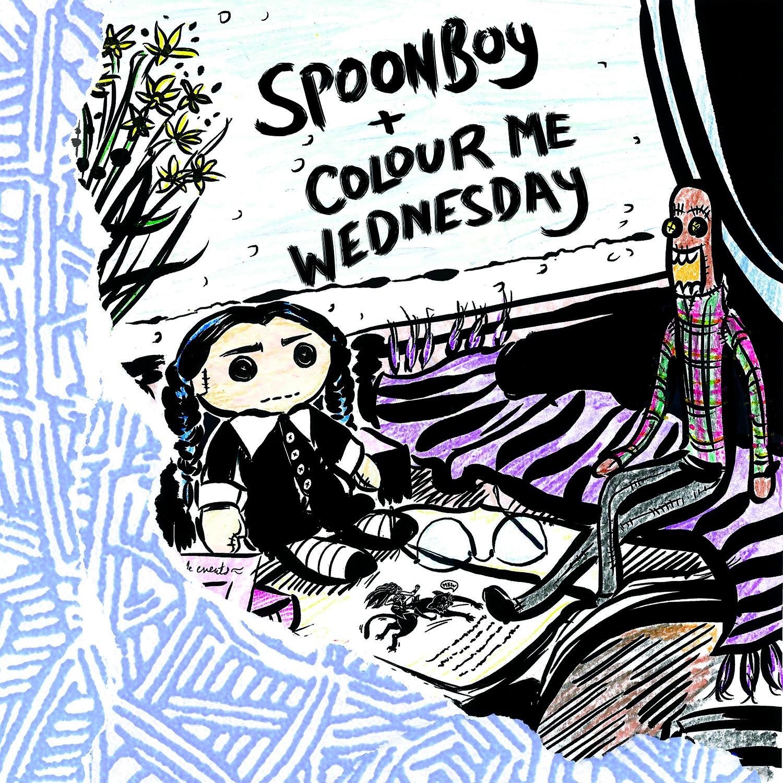 Spoonboy / Colour Me Wednesday -
