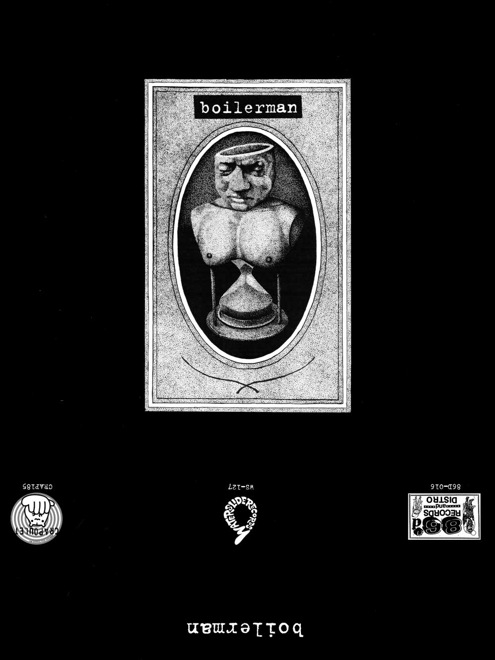 BOILERMAN s/t one-sided 10