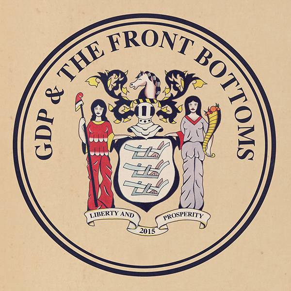GDP / The Front Bottoms - Split