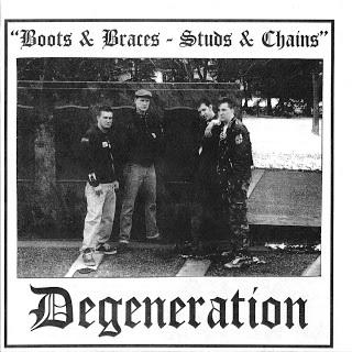 Degeneration - Boots & Braces - Studs & Chains 7