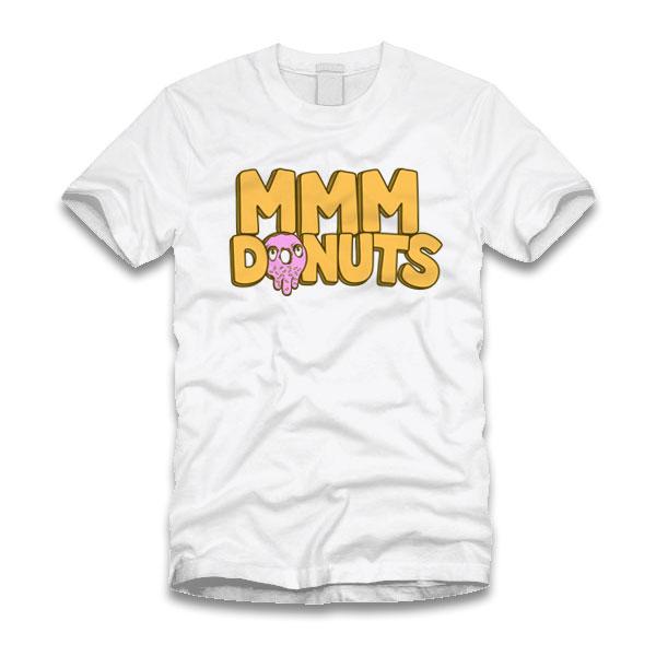 MMM Donuts Tshirt