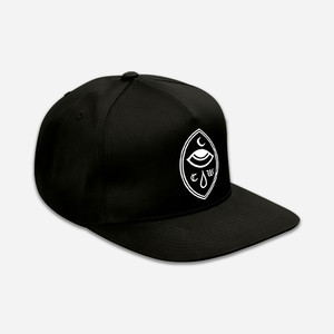 Chelsea Wolfe - Crying Eye Embroidered Snapback