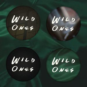 Wild Ones - Button