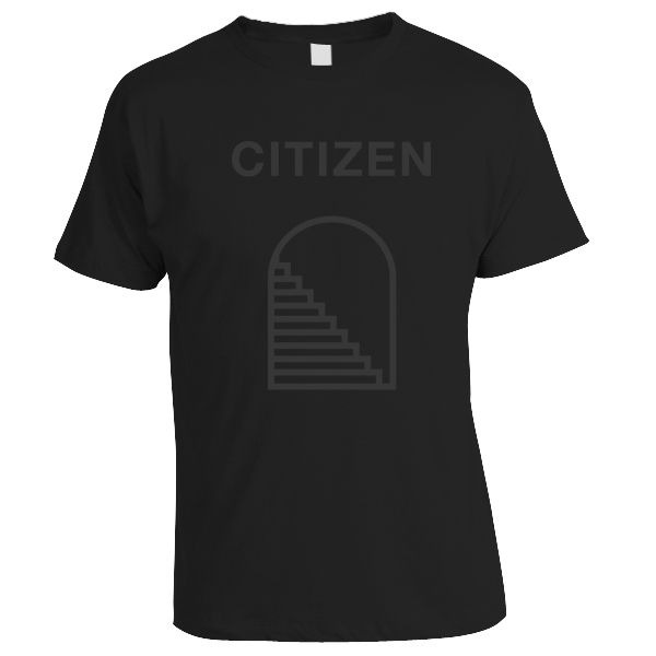 Citizen - Stairway Shirt (Black)